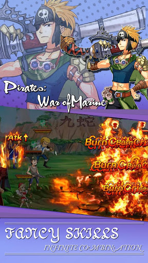 Pirates:War of Marine 2.0 screenshots 2
