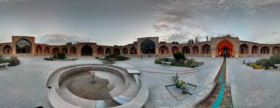 Photo: Abbasi Caravanserai, Karaj, Iran کاروانسرای عباسی، کرج