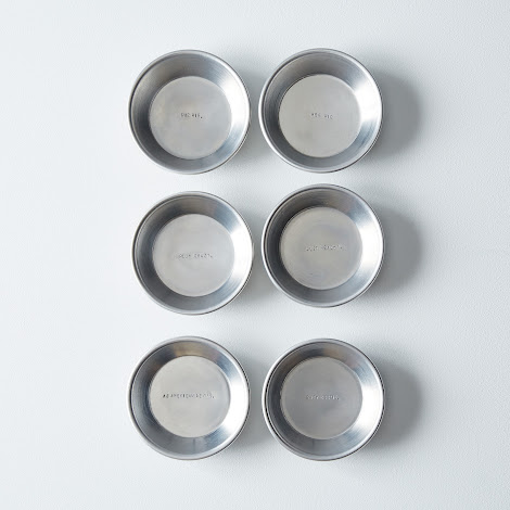 Mini Hidden Quote Summer Pie Plate Set