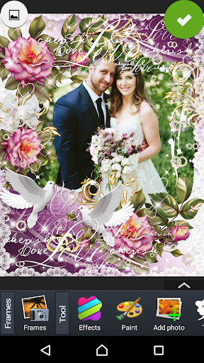 Wedding Photo Frames 7.2 screenshots 2