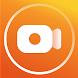 クリアサウンド付きスクリーンレコーダー、ビデオエディタ