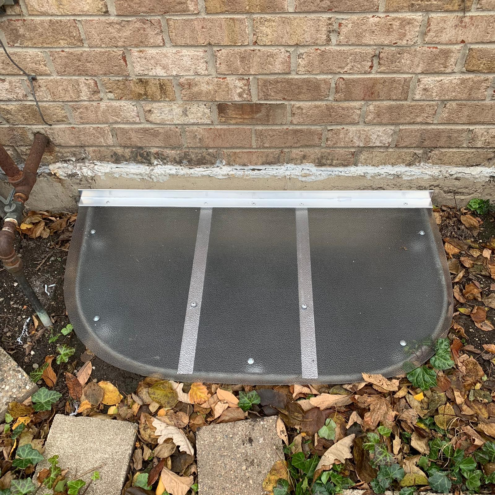Roselle , IL-HandyManny Custom Window Well Covers