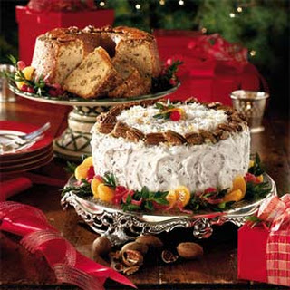 Orange-Pecan-Spice Pound Cake