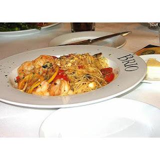 Elegant Shrimp Scampi