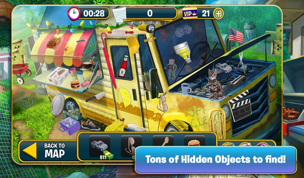 Hidden Object Fame & Fortune- screenshot