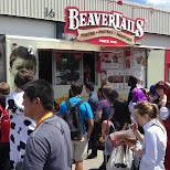 Beavertails at Anime North 2014 in Mississauga, Ontario, Canada