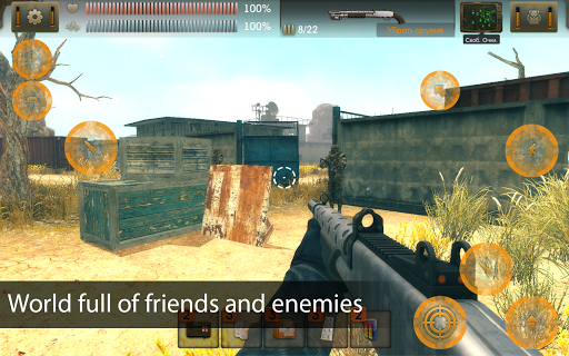 The Sun Origin: Post-apocalyptic action shooter 1.9.0 screenshots 4