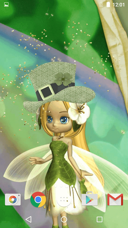 fairy live wallpaper android apps on google play