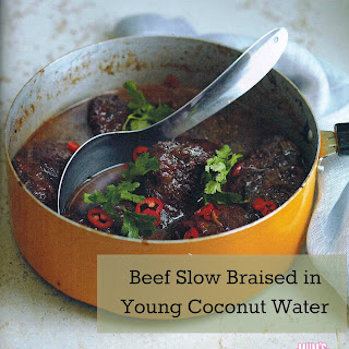 Beef Slow Braised in Young Coconut Water