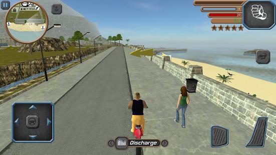 Gangstar Crime San Andreas - náhled