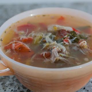 Sick Day Soup - aka Japanese Penicillin.