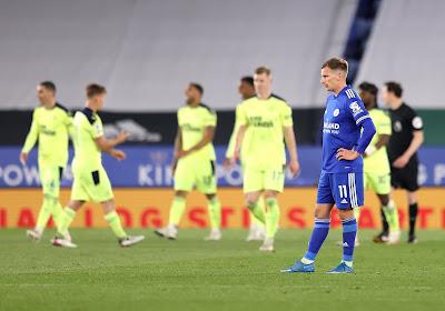 Leicester City se fait gifler à domicile par Newcastle, à l'approche d'un calendrier de folie