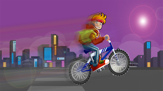 BMX BOY NEW screenshot 1