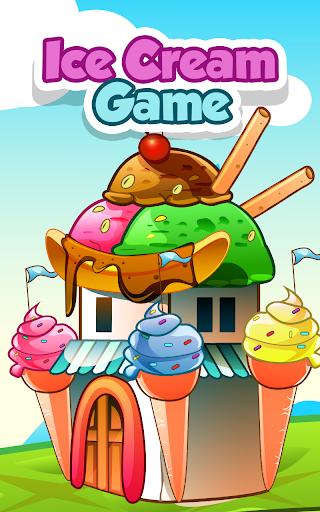 アイスクリーム - レストランゲーム