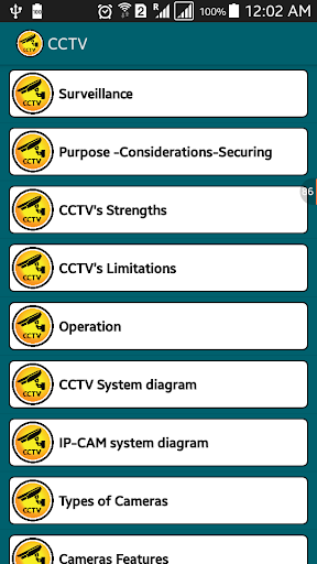 CCTV Guide Calculator