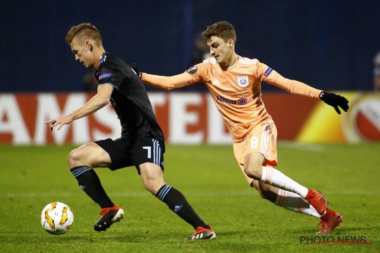 Allianz houdt ermee op als sponsor van Anderlecht