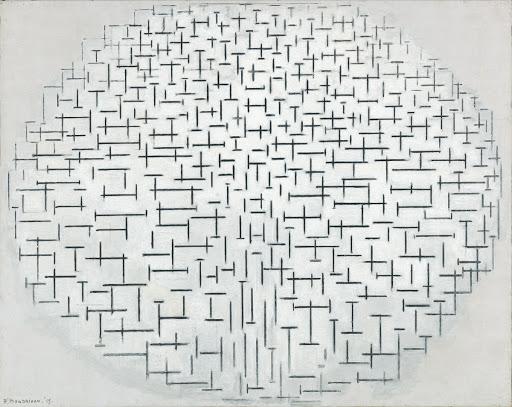 Piet Mondrian Google Arts Culture