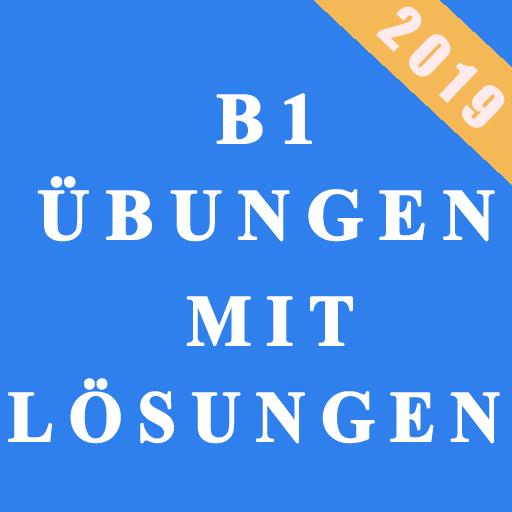 Learn German B1 Test Icon