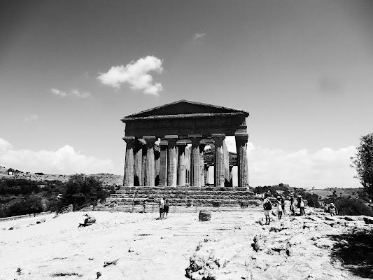 Tempio della concordia di saracal1