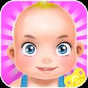 Babysitter Newborn Baby Care - Babysitting Game icon