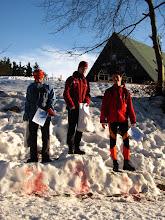 Photo: Pipucha se po dlouhých 6 letech lyžování dočkal velkého úspěchu :-)
