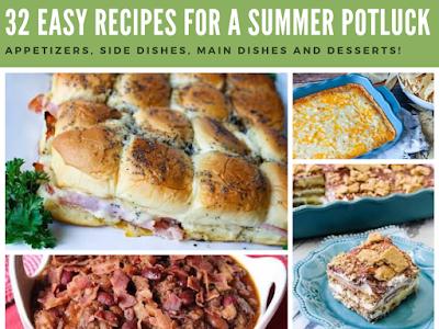 32 Easy Recipes for a Summer Potluck