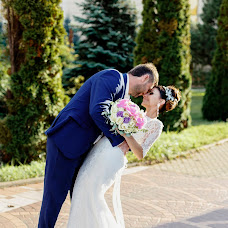 Wedding photographer Viktoriya Kompaniec (kompanyasha). Photo of 19.10.2017