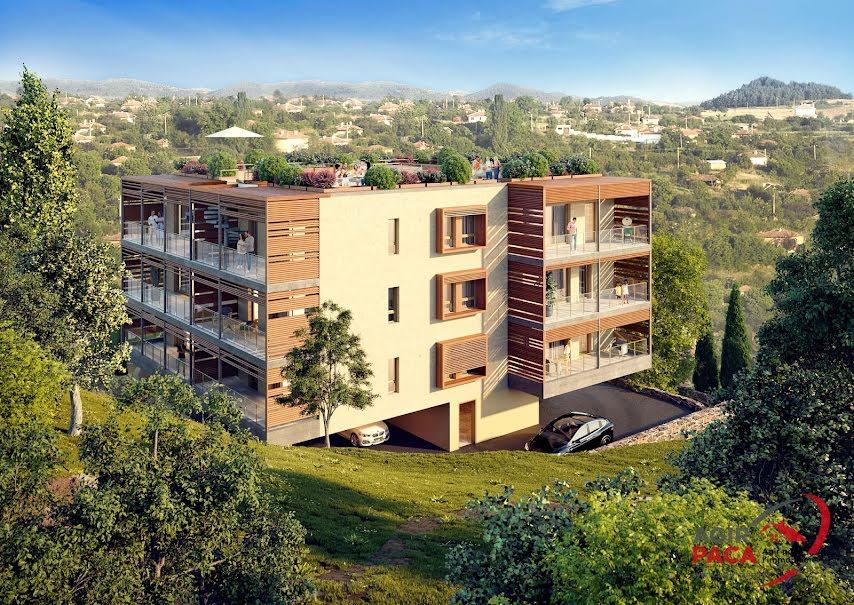 Vente appartement 4 pièces 79.88 m² à Saint-raphael (83700), 345 000 €