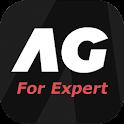 AG 중고차 시세 확인 icon