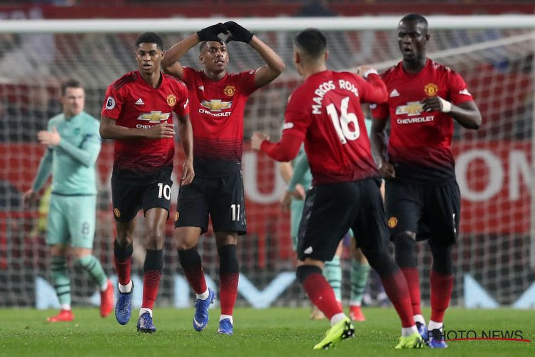 Sur le départ l'été dernier, en feu ces dernières semaines, il prolonge maintenant à Manchester United
