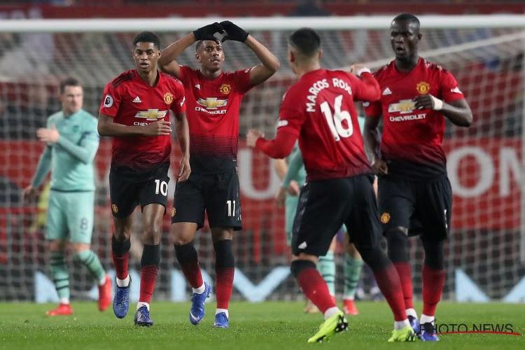 Manchester United va prolonger un de ses cadres offensifs