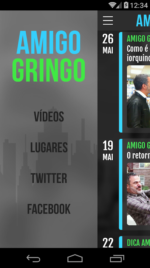 Amigo Gringo- screenshot