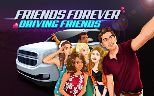 Friends Forever - Driving Friends screenshot 8