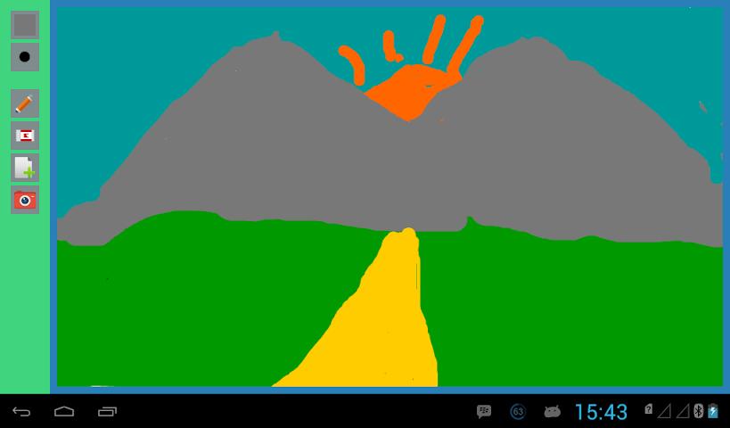 android Buku Gambar Screenshot 0