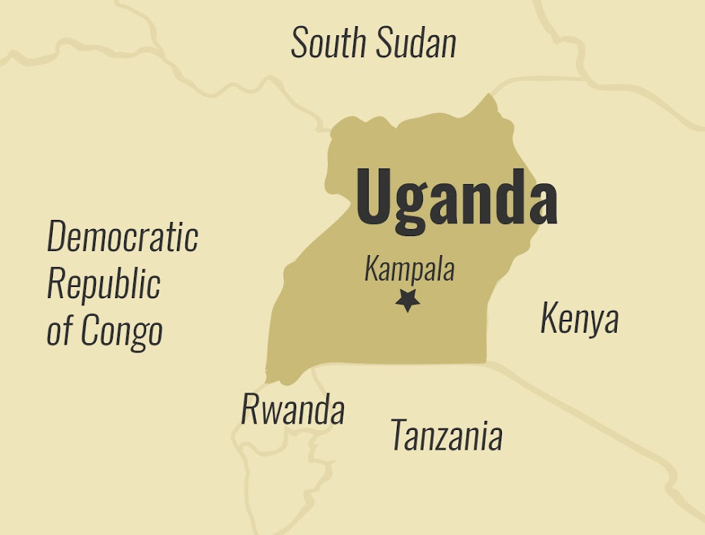 Over 200 Ugandan inmates escape jail, break into armoury