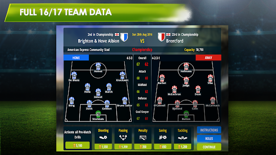 Championship Manager 17 Screenshot