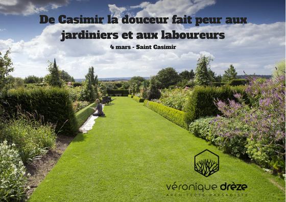 De casimir la douceur fait peur aux jardiniers et aux laboureurs dicton paysagiste - Faire peur aux oiseaux jardin ...
