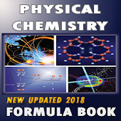 PHYSICAL CHEMISTRY FORMULA BOOK 2018