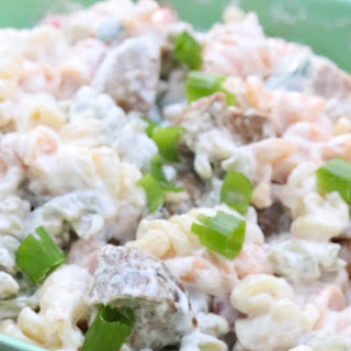 Grilled Duck Breast Pasta Salad Recipe