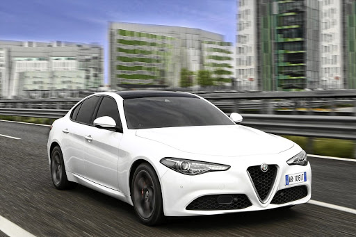 Alfa has done it again in terms of creating a car that beats everything in the beauty stakes.   Picture:  QUICKPIC