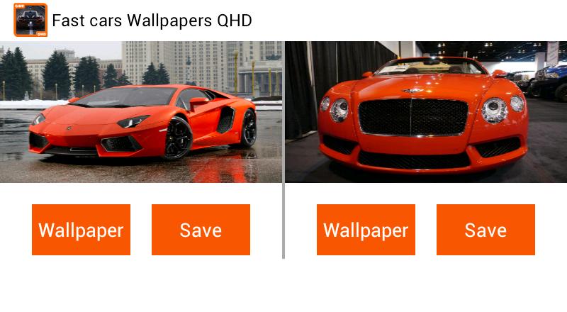 fast cars wallpapers screenshot