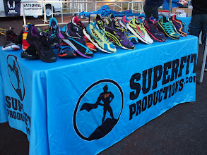 Photo: Another fun Superfit Production by race director Dave Thomason
