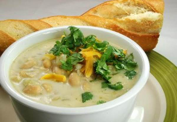 White Bean Chicken Chili Recipe