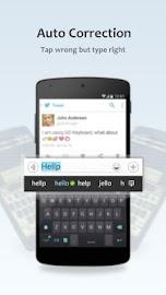 GO Keyboard Lite + Emoji Screenshot 4