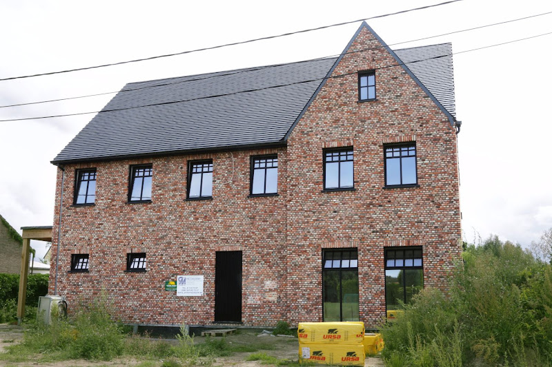 Woning S&L in opbouw