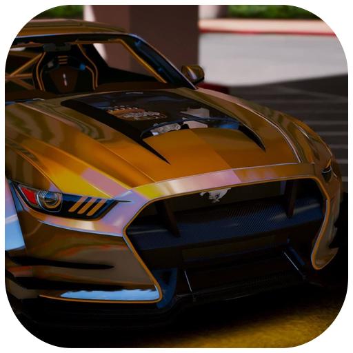 Mustang Driving Simulator