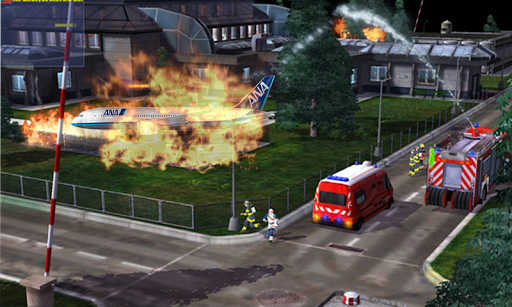 Airport Fire Rescue 3D