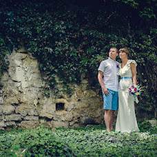 Wedding photographer Oksana Svidruk (oksiko). Photo of 14.06.2016