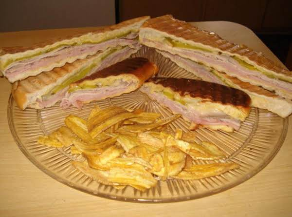 Cuban Sandwich & Midnight Sandwich (cubano & Media Noche Sandwich) Recipe