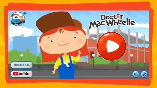 Doctor McWheelie: Logic Puzzles for Kids under 5 android2mod screenshots 5